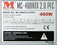 Modecom MC-400ATX 2.0 PFC