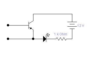 Prosty układ podświetlający głośnik