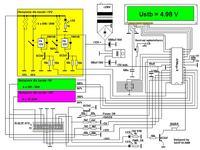 Mikroprocesorowy tester zasilaczy ATX