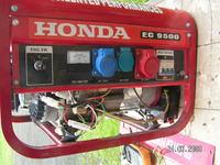 honda ec-9500 - brak iskry