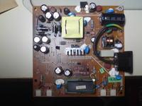 Hanss.G HW 191 LCD -ekran gasnie po 3 sec, zaawans. problem
