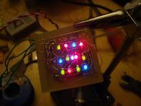Bezprzewodowa lampka RGB na Attiny2313