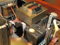 Wzmacniacz lampowy 2x ECL86 + VFD