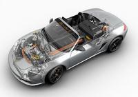 Boxster E - nadjeżdża kolejne elektryczne Porsche