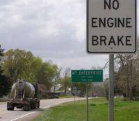 Amerykańskie ciężarówki- hamulce z przodu