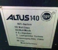 Altus 140 - czy da się je ulepszyć?