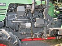 Fendt Farmer 203V - nie odpala po spawaniu elektrycznym.