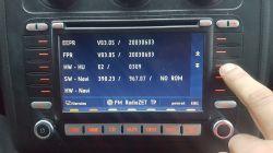 Nawigacja MFD2 - Jaka to wersja EU czy US