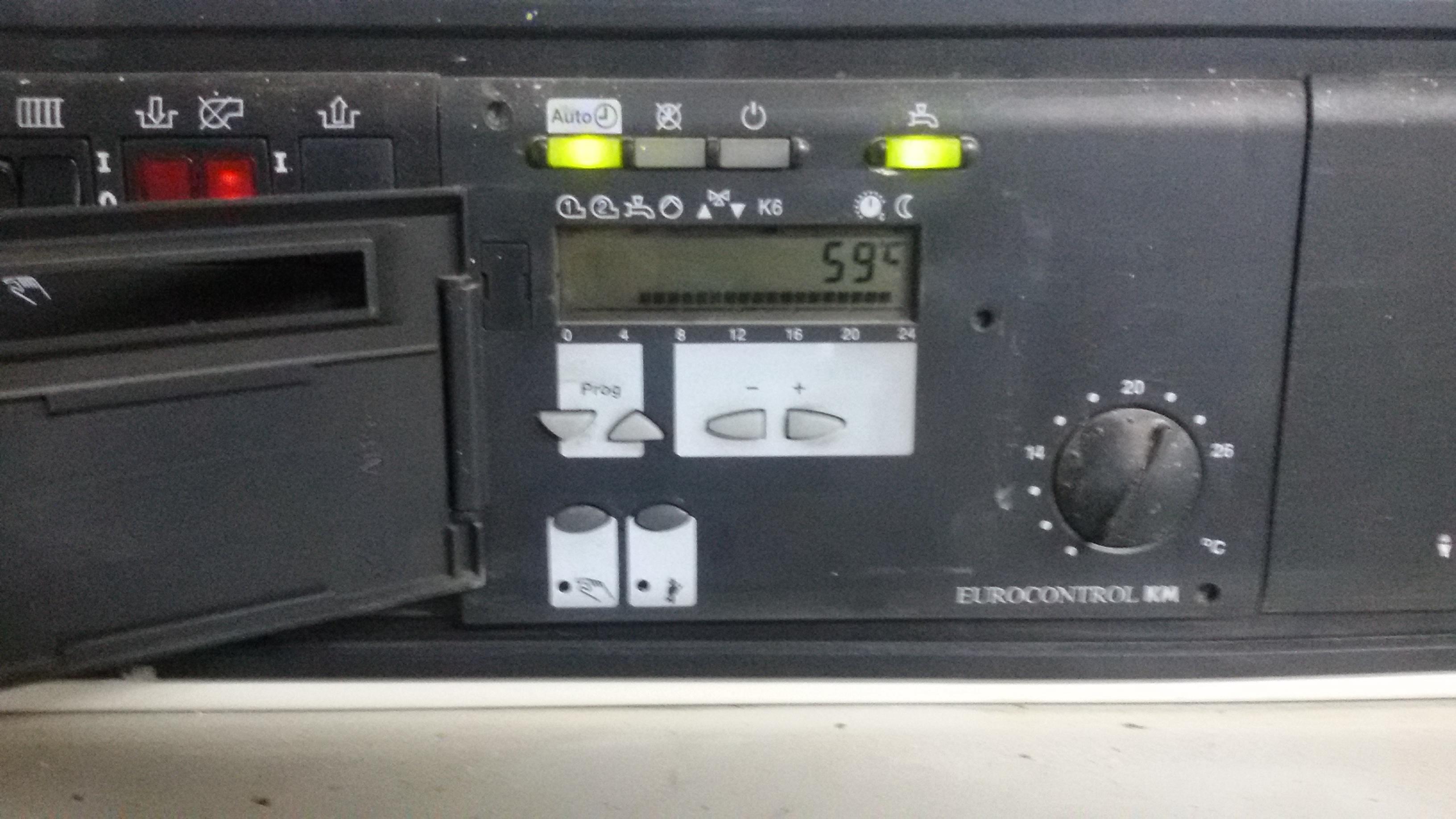 instrukcja eurocontrol km -
