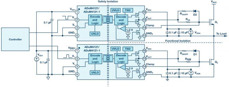 Izolowany sterownik bramki tranzystora - co, jak i dlaczego