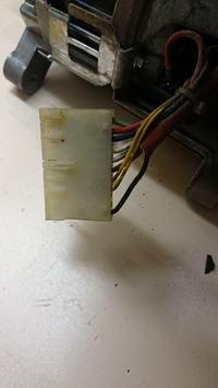 Pralka Electrolux EW 1043s - Nie kręci bębnem