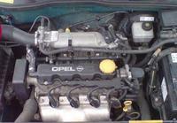 Opel Astra G 1.6 Z16SE - Opel Astra G 1.6i 62kW gaśnie po zapaleniu gdy ciepły