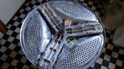 Bosch WFL1200PL/17 Uszczelka zbiornika wanny pralki