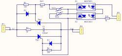 Trójfazowy Soft Start Tyrystorowy do rozruchu obciążeń typu L i R.