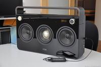 Three-Speaker Boombox - przeno�ny zestaw g�o�nik�w od TDK