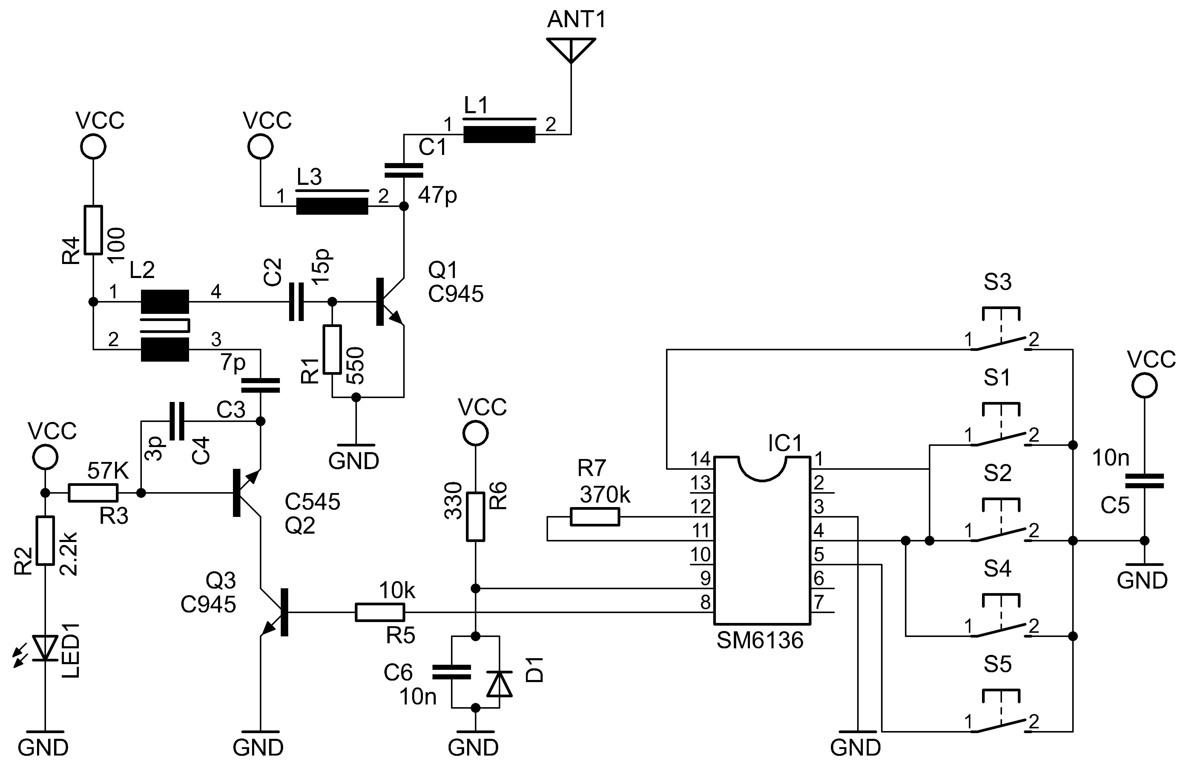 sm6136b datasheet pdf