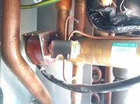 M4LC050CR - Wysoki pobór mocy podczas ogrzewania