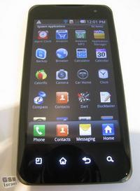 LG Star pierwszy dwurdzeniowy smartphone z Tegra 2