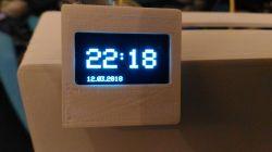 Zegarek na Arduino z regulacją czasu oraz datą na DS1307