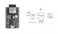 ESP32-C3-DevKitM-1 - płytka prototypowa z RISC-V, WiFI i BLE za 31 zł