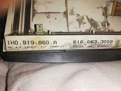 Jaki licznik do golf 3 1.6 benzyna 8V 1995r