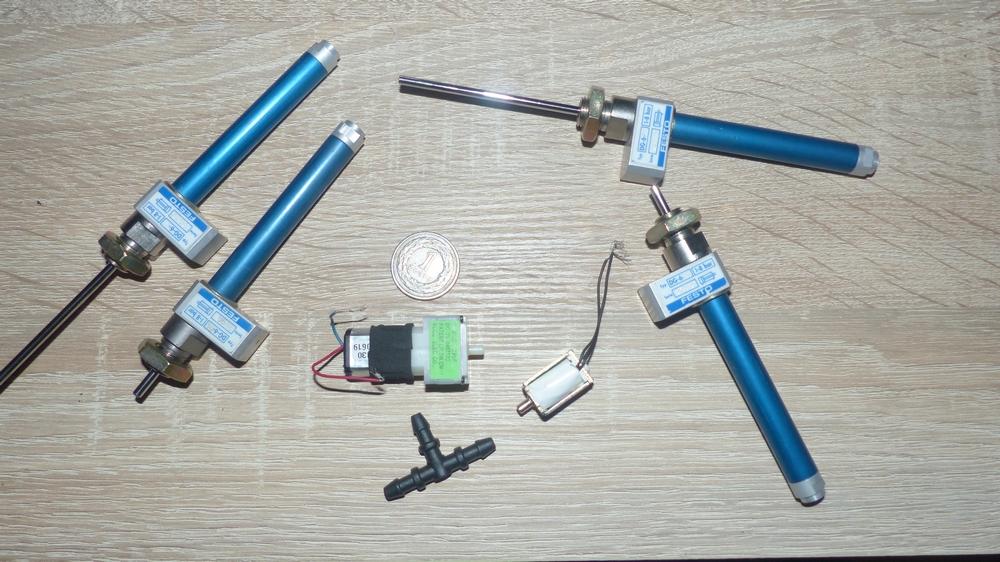 [Sprzedam] Si�owniki pneumatyczne Model DG-6-50 Festo