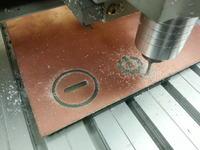 Naświetlarka UV do płytek PCB z touch sensorem