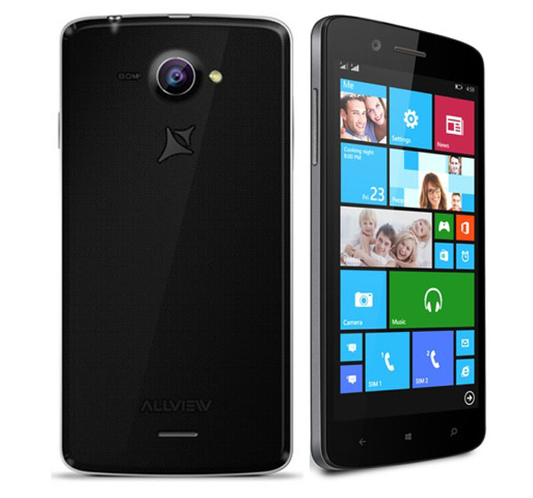 "Allview Impera S - smartphone z 5"" ekranem i Windows Phone 8.1"