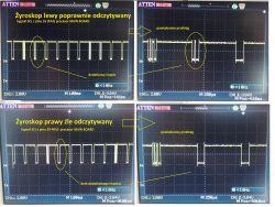Hoverboar Kawasaki KX-PRO6.5 - Nie chce skalibrować żyroskopów - Rozwiązanie
