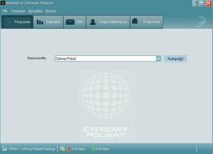 E367 - Cyfrowy Polsat - Roaming