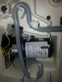 Zmywarka Electrolux ESL 67040R - błąd i20 przed końcem