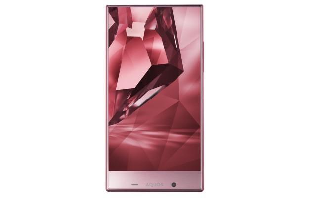 "Sharp Aquos Crystal X - smartphone z 5,5"" ekranem Full HD i Snapdragon 801"