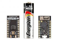 TinyPICO - mała płytka prototypowa z ESP32 i Micropython (Crowd Supply)