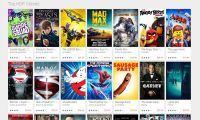 Google Play wałkuje filmy 4K z HDR.