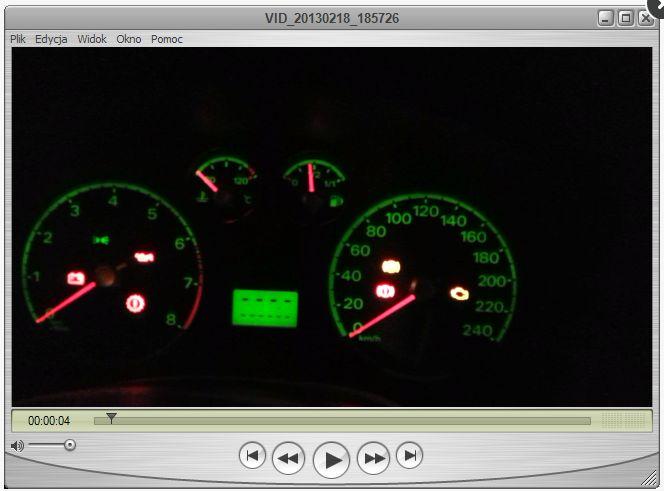 Ford Focus mk2 2006r - B��d U0001 podczas jazdy z w��czonym LPG