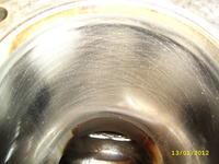 Daewoo Lanos 1.5 SOHC Skutki przestawionego rozrządu / kompresja