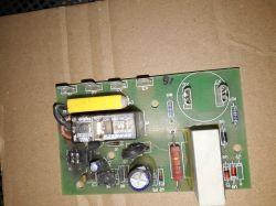 Odkurzacz Protool VCP250E - uszkodzone podzespoły na płytce, jak zidentyfikować