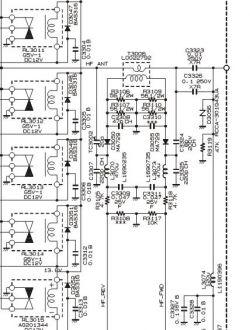 YAESU FT-857 - Błędne wskazania mocy i SWR