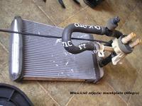 Ducato 2001r, 2.8D - cieknie nagrzewnica - wymiana [opis + foto]