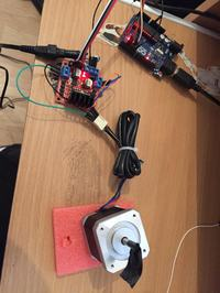 Silnik krokowy + Arduino -- Jak wywołać sekwencję kroków?