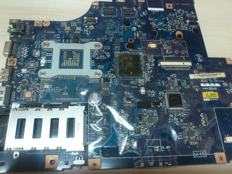 Lenovo G560 - nie w�acza si�