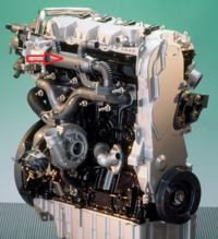 Volvo C30 2.0D 2007r. Kopci przy mocniejszym wciśnięciu gazu.
