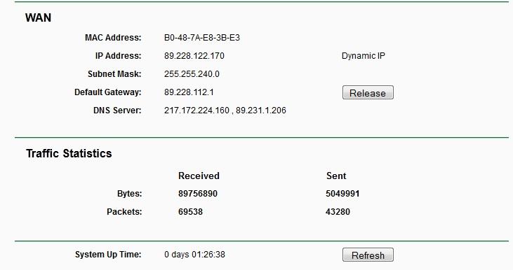 router siec - 2 komp blokuje sie�