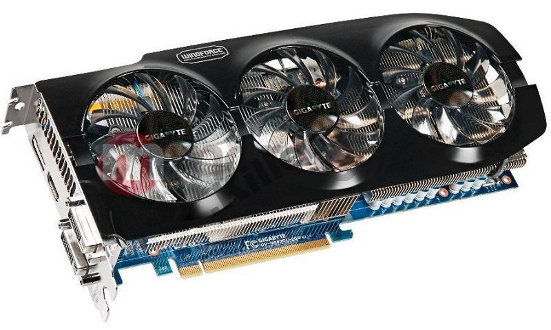 [Sprzedam] Gigabyte GeForce GTX680 OC > ig�a z GWARANCJ� !