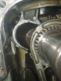 Ustawienie rozrządu w silniku Briggs model 282H07