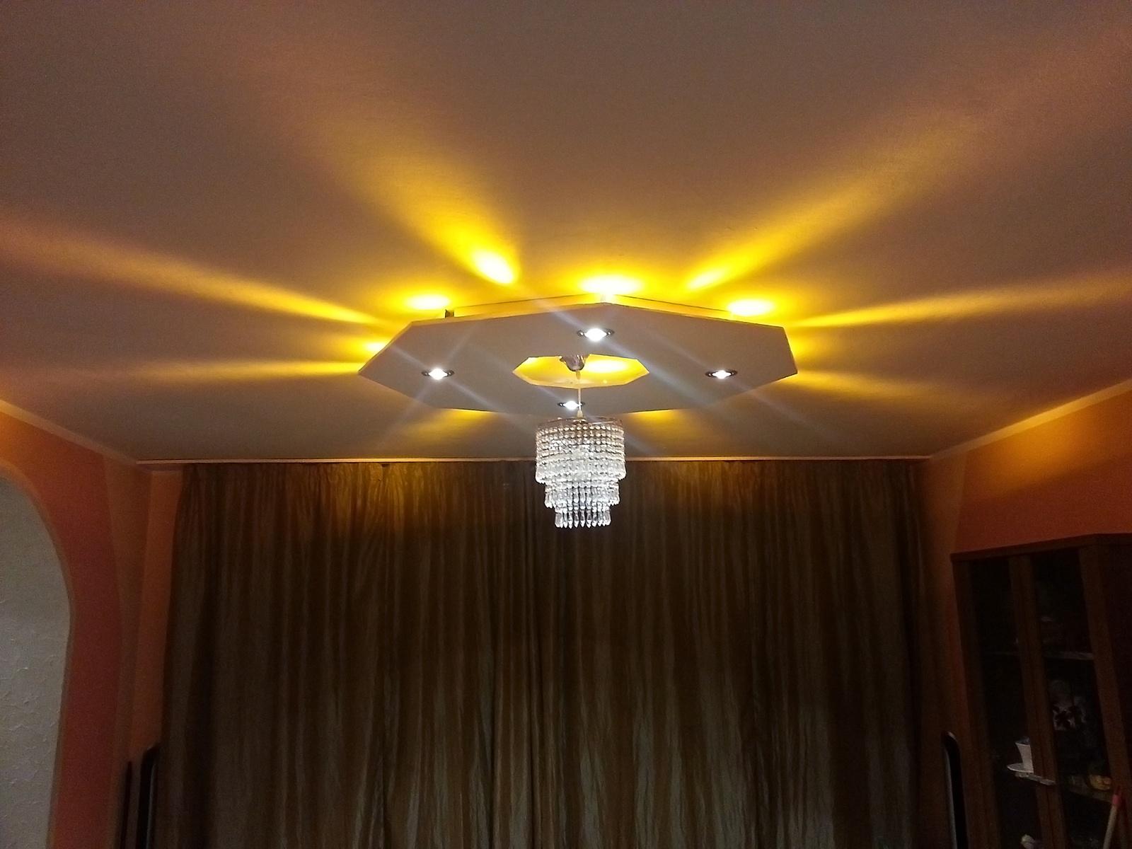 Oświetlenie Led W Salonie Elektrodapl