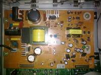 LG LH-T551 - Po awarii prądu nie włącza się.