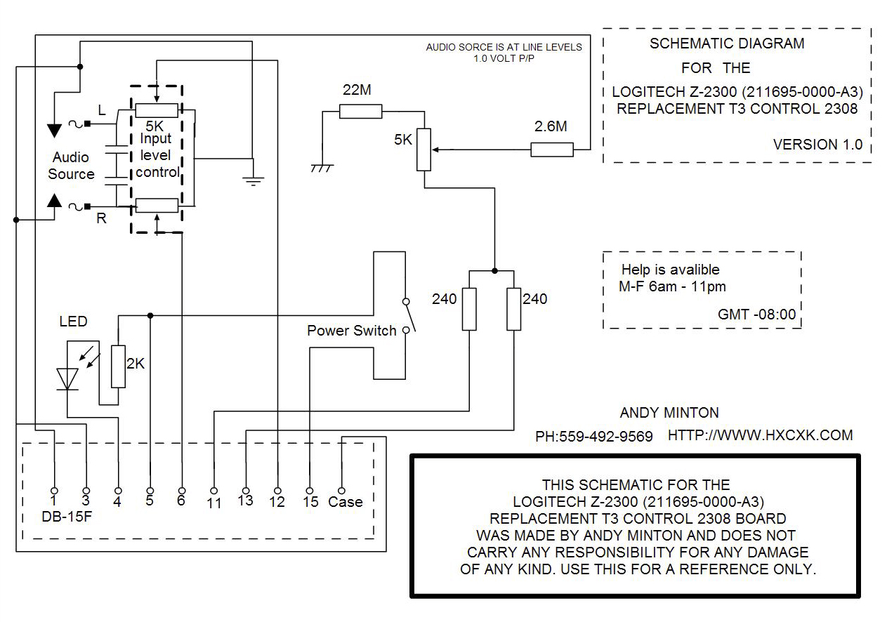 VGA Cable Wiring Diagram besides Ram Truck Aisin Transmission besides Logitech Subwoofer Z 5500 Schematic For Control furthermore VGA 15 Pin D Sub Connector Pinout also Logitech Subwoofer Z 5500 Schematic For Control. on z 5500 vga wiring diagram