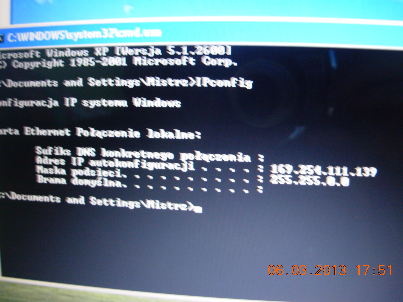 HP Compaq 6720s - Nie dzia�a Wifi