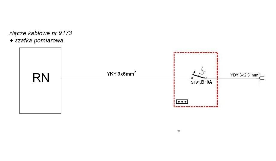 Schemat Jednokreskowy Czy Poprawny Elektroda Pl
